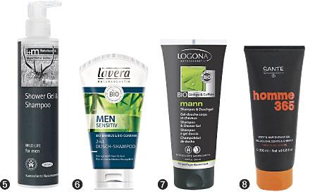 1in1-Produkte für Männer