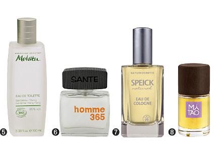 Naturparfums